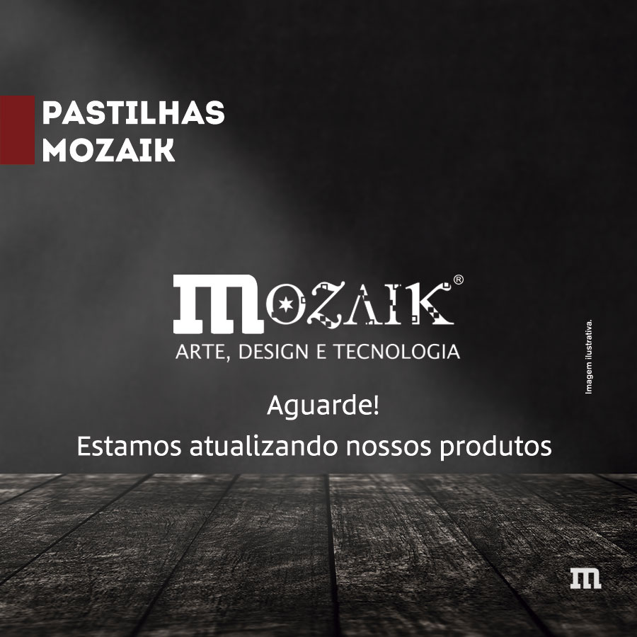 Pastilhas Mozaik