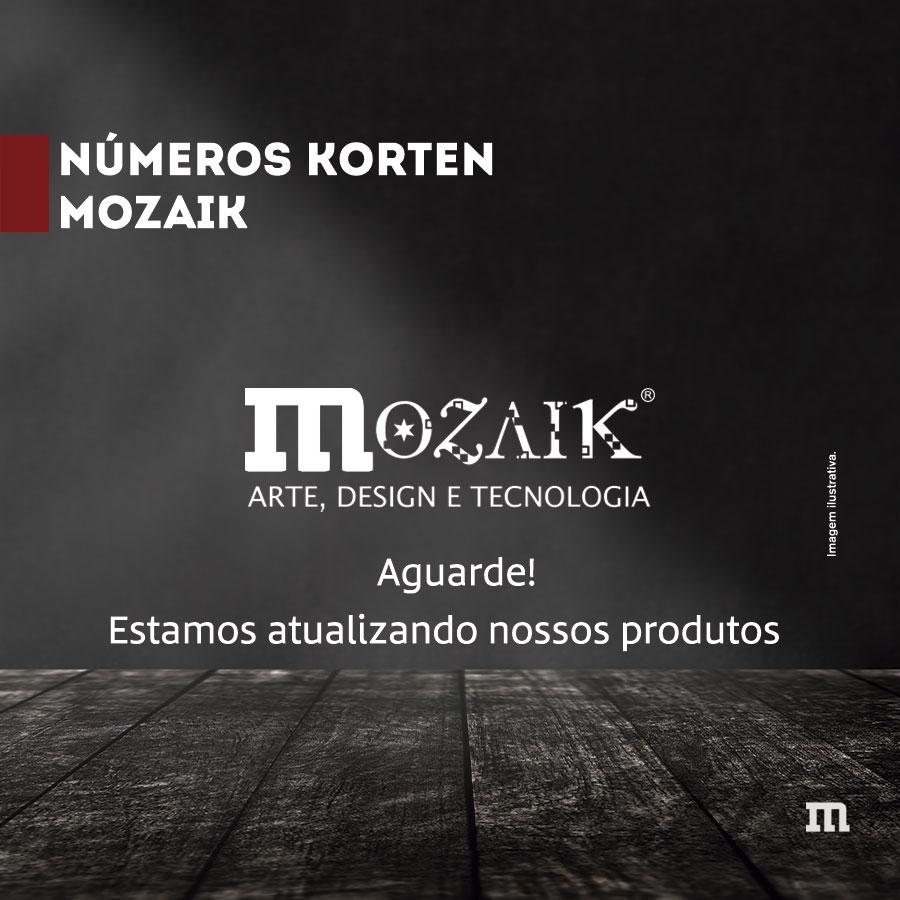 Números Korten Mozaik